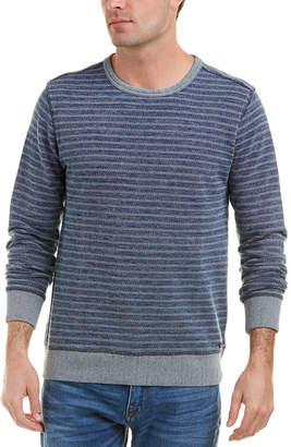 Faherty Vintage Stripe Crewneck Sweater