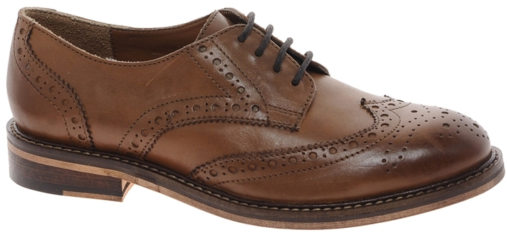 Asos MERSEY Leather Brogues