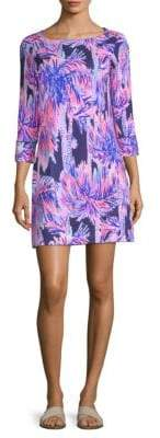 Lilly Pulitzer Sophie Palm Tree Dress