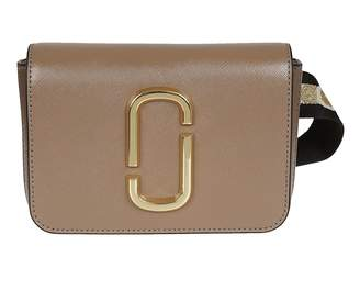 Marc Jacobs Logo Strap Hip Shot Bag