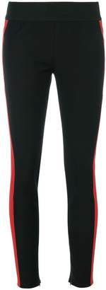 Stella McCartney contrast band leggings