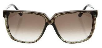 Valentino Cat-Eye Tinted Sunglasses