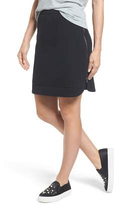 Halogen Side Zip Neoprene Skirt