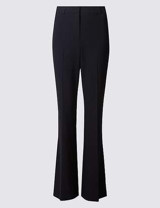 Marks and Spencer 4 Way Stretch Slim Bootcut Trousers