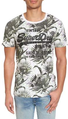 Superdry Shirt Shop Aop T-Shirt