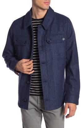 Pendleton Capitol Hill Wool Blend Shirt Jacket