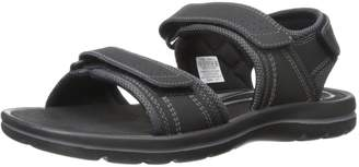 Rockport Men's Get Your Kicks Sandals QTR Strap Black