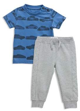 Sovereign Code Boys' Car-Print Tee & Jogger Pants Set - Baby