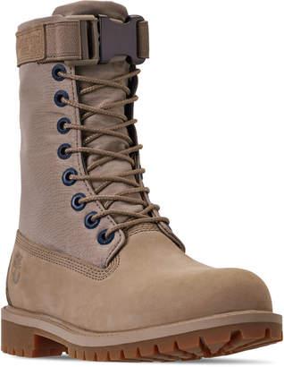 2460825a6d1e Timberland Boys  Big Kids  6 Inch Premium Gaiter Boots