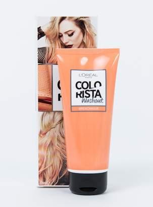 L'Oreal Colorista Wash Out Peach