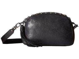 Leather Rock Cami Crossbody