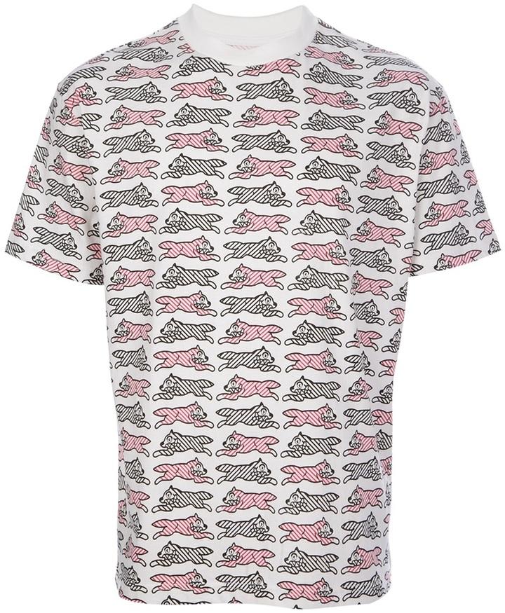 Billionaire Boys Club Ice Cream fox print t-shirt