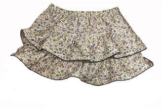 Mademoiselle Croisette Skirt In Liberty Fairford