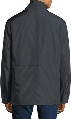 MICHAEL Michael Kors Men's Bonded Multi-Pocket Field Coat