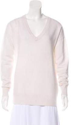 Frame Cashmere Long Sleeve Top