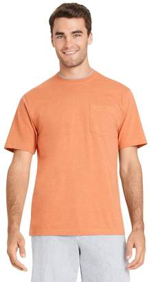 Izod Men's Soft Touch Classic-Fit Crewneck Tee