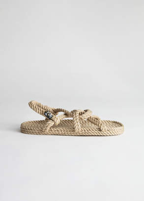 And other stories Nomadic State of Mind Sandals