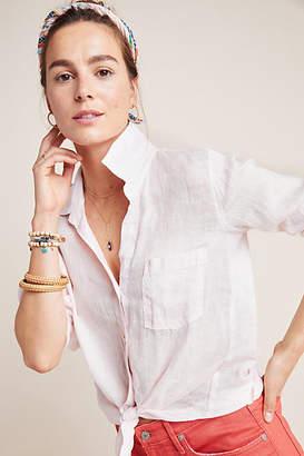 Cloth & Stone Dora Linen Buttondown