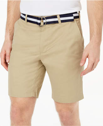 Club Room Men's Classic-Fit Stretch Shorts, Created for Macy's