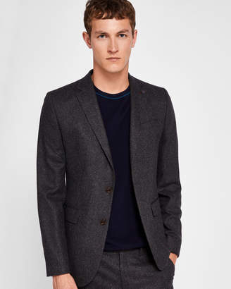 Ted Baker GLEN Semi plain wool-blend jacket