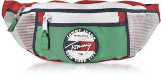 The Heritage Fabric Belt Bag