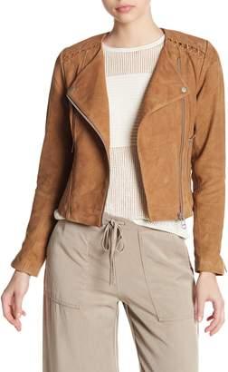 Liebeskind Berlin Suede Leather Jacket