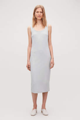 Cos SLIM DRESS WITH BACK POCKETS