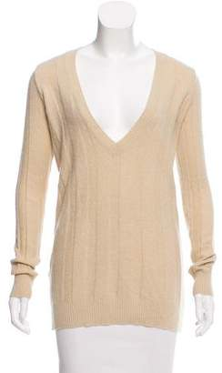 See by Chloe V-Neck Knit Sweater