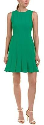 Julia Jordan Women's Sleeveless Carwash Detail a-line Dress