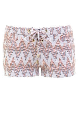 Melissa Odabash Shelly Shorts Aztec