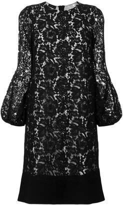 Les Copains floral lace dress