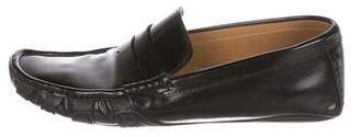 Harry's of London Embossed Driving Loafers
