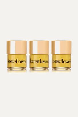 STRANGELOVE NYC - Lost In Flowers Perfume Oil Refills, 3 X 1.25ml - Colorless