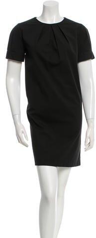 Michael Kors Short Sleeve Mini Dress