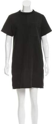 Proenza Schouler Zipper-Accented Shift Dress
