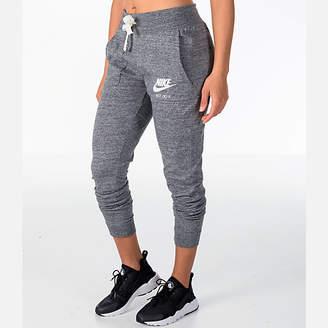 Nike Women's Sportswear Gym Vintage Jogger Pants