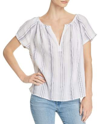AG Jeans Ariel Striped Top