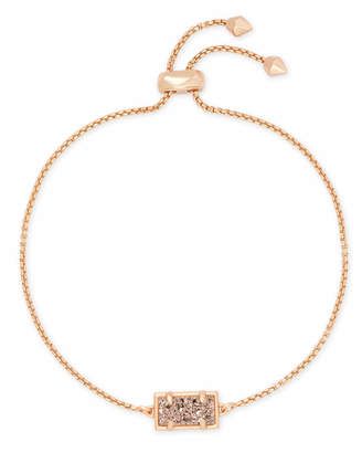 Kendra Scott Phillipa Chain Bracelet in Rose Gold