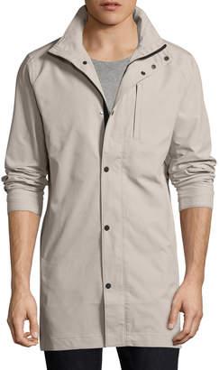 J. Lindeberg Men's Terry Stretch Coat