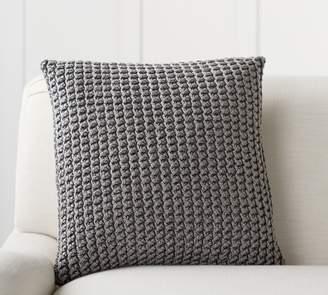 Pottery Barn Ezra Chunky Knit Pillow Cover