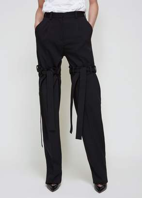 Y/Project Convertible Tailored Pants