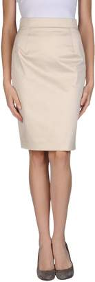 Les Copains Knee length skirts
