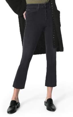 Joe's Jeans The Callie High Waist Crop Flare Jeans