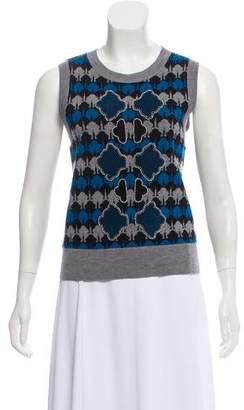 Diane von Furstenberg Loran Merino Wool Sweater