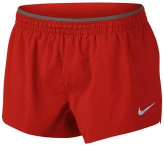 Nike Womens Elevate 3in Running Shorts