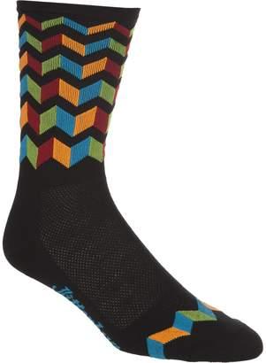 DeFeet Jitter Bug 6in Sock