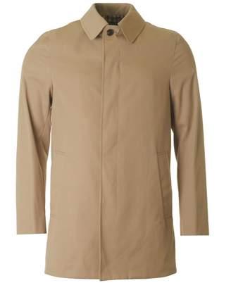 Aquascutum London Berkeley Single Breasted Raincoat