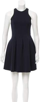 Alexander Wang Neoprene A-Line Dress