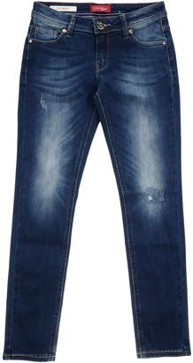 Gaudi' GAUDÌ Denim pants - Item 42633720IE