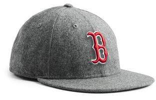 Todd Snyder + New Era Exclusive Boston Red Sox Hat In Italian Barberis Wool Flannel